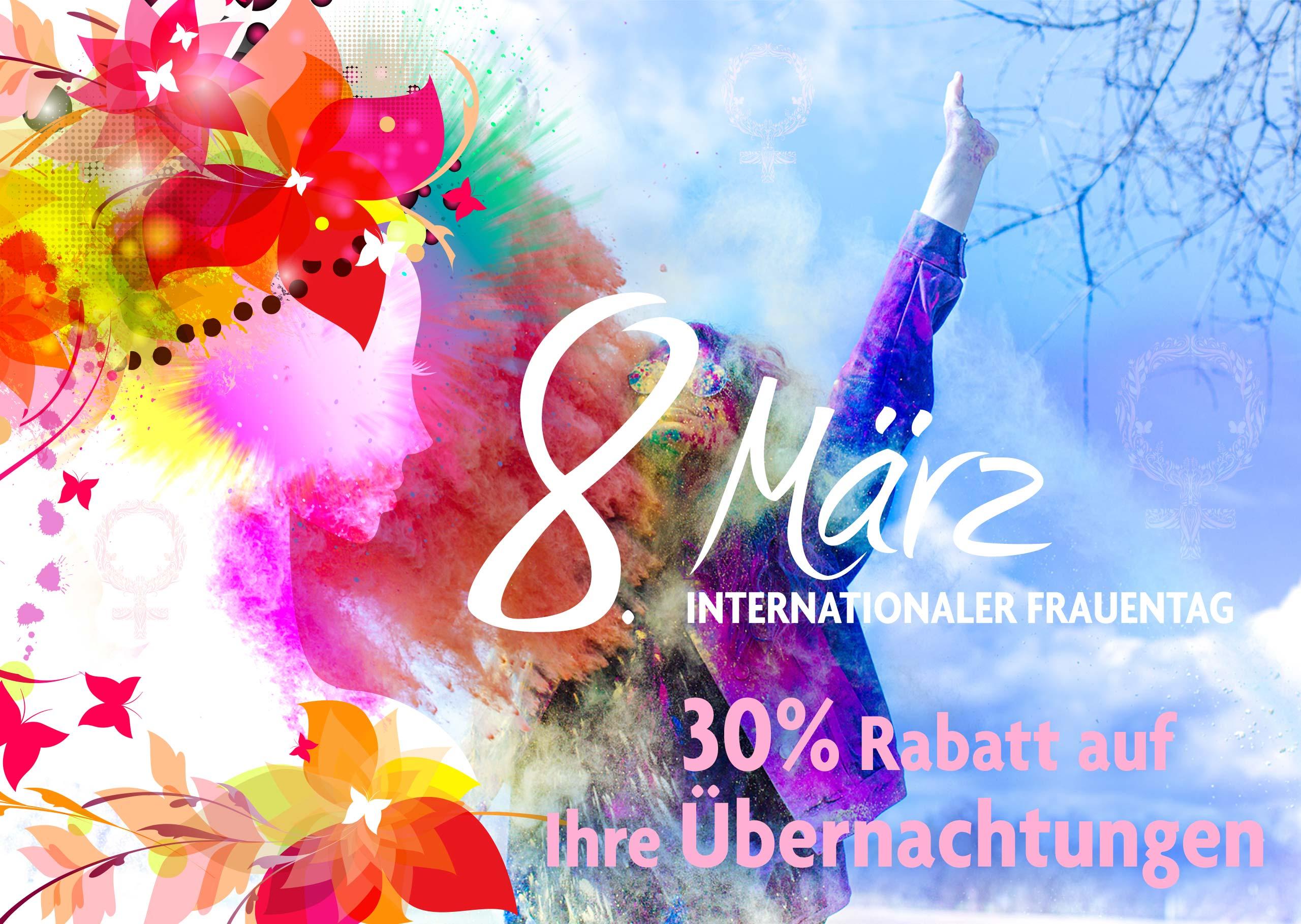 Internationaler Frauentag - Weltfrauentag 8. März