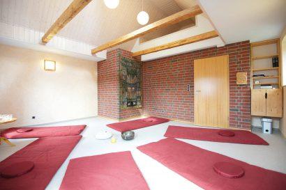 Seminarraum Meditation